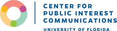 Center for Public Interest Communications - University of Florida